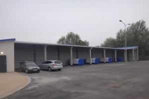 Punkt Selektywwnej Zbióki Odpadów Komunalnych- PSZOK Kobylin