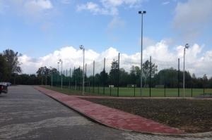 Ośrodek sportowo-rekreacyjny w Siennie