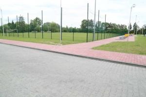 Budowa Ośrodka Sportowo- Rekreacyjnego w Siennie